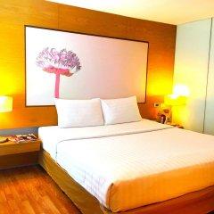 I Residence Hotel Silom 3* Номер Делюкс с различными типами кроватей фото 33