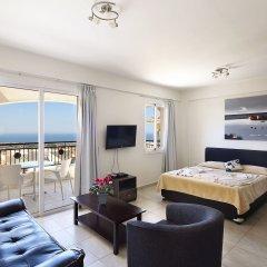 Отель Club St George Resort 4* Студия с различными типами кроватей фото 2
