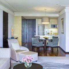 Siam Kempinski Hotel Bangkok 5* Семейный люкс разные типы кроватей