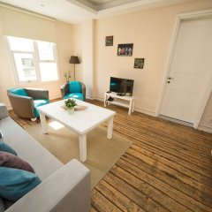 Апартаменты Galata Tower VIP Apartment Suites Апартаменты с различными типами кроватей