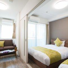 Отель OYO 44789 Dream Inn Hakata Апартаменты