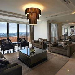 Berjaya Times Square Hotel, Kuala Lumpur 4* Люкс повышенной комфортности с различными типами кроватей