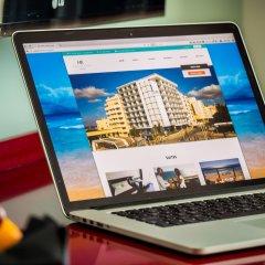 Hotel Da Rocha 4* Люкс с различными типами кроватей
