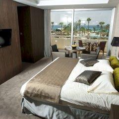 Отель Adams Beach комната для гостей
