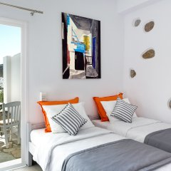 Отель Bay Bees Sea view Suites & Homes 2* Коттедж с различными типами кроватей