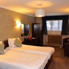 Best Western Glasgow City Hotel 3* Стандартный номер с 2 отдельными кроватями фото 2