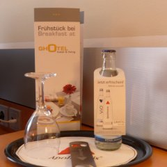 GHOTEL hotel & living München-Nymphenburg комната для гостей фото 13