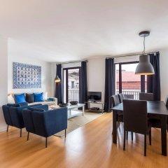 Апартаменты LX4U Apartments - Martim Moniz Улучшенные апартаменты с различными типами кроватей