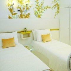 Отель Eiffel Trocadéro 4* Номер Делюкс с различными типами кроватей