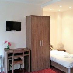 Hotel La Perle Montparnasse 2* Стандартный номер с различными типами кроватей