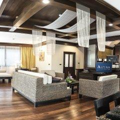 Отель Alpina Phuket Nalina Resort & Spa 4* Вилла с различными типами кроватей