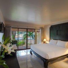 Отель Chanalai Flora Resort, Kata Beach 4* Стандартный номер разные типы кроватей фото 2