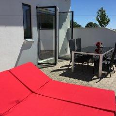 Отель Elisesminde 3* Апартаменты с различными типами кроватей