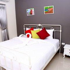 Отель Khunpa Boutique Hotel Самуи комната для гостей фото 13