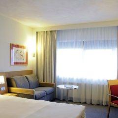 Отель Novotel Amsterdam City 4* Улучшенный номер фото 4