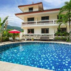 Отель Tropical Palm Resort Самуи открытый бассейн фото 2
