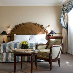 Отель Sofitel Roma (riapre a fine primavera rinnovato) 5* Номер категории Премиум с различными типами кроватей фото 6