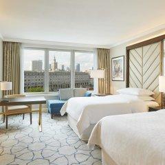 Sheraton Warsaw Hotel 5* Классический номер с различными типами кроватей