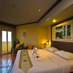 Отель Pacific Club Resort 4* Номер Делюкс разные типы кроватей фото 5