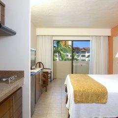 Отель Canto del Sol Plaza Vallarta Beach & Tennis Resort - Все включено 3* Студия с различными типами кроватей