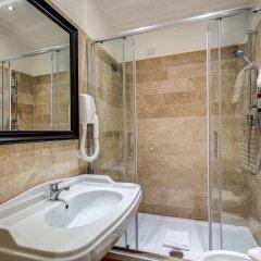 Hotel dei Quiriti Suite 3* Стандартный номер с различными типами кроватей