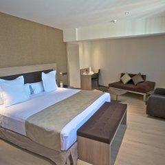 Hotel Catalonia Atenas 4* Улучшенный номер с различными типами кроватей
