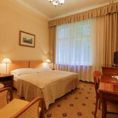 Отель Romance Puškin 4* Номер Эконом с двуспальной кроватью