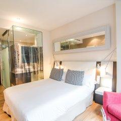 Отель Petit Palace Chueca 3* Стандартный номер с различными типами кроватей