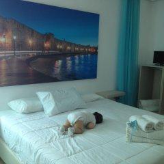 Lefka Hotel, Apartments & Studios Студия с различными типами кроватей