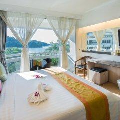 Отель The Bliss South Beach Patong 3* Номер Делюкс разные типы кроватей фото 2