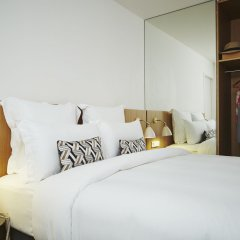 Отель 9Hotel Republique 4* Стандартный номер с различными типами кроватей фото 2