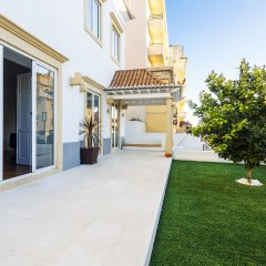 Апартаменты Chalet Estoril Luxury Apartment Апартаменты с различными типами кроватей