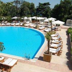 Отель Swissotel The Bosphorus Istanbul бассейн фото 2