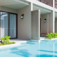 Отель Proud Phuket 4* Улучшенный номер с различными типами кроватей фото 5