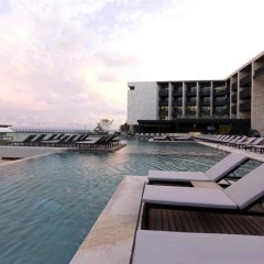 Отель Grand Hyatt Playa Del Carmen Resort Package бассейн фото 4