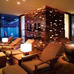 Отель Grand Hyatt Bali ресепшен в спа
