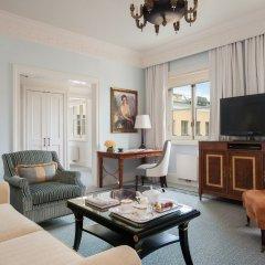 Гостиница Four Seasons Lion Palace St. Petersburg 5* Люкс повышенной комфортности с различными типами кроватей