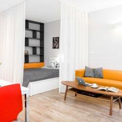 Отель WrocApartments - Gwiazdzista 4* Апартаменты с различными типами кроватей