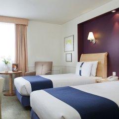 Отель Holiday Inn London Kensington Forum 4* Стандартный номер с различными типами кроватей фото 7
