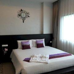 Отель PJ Patong Resortel комната для гостей фото 6