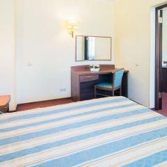 Гостиница Посадский 3* Стандартный семейный номер с двуспальной кроватью