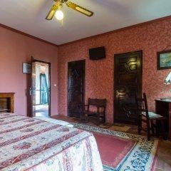 Отель Hacienda El Santiscal - Adults Only Улучшенный номер с различными типами кроватей фото 2