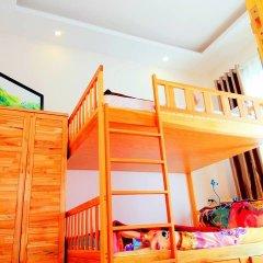 Gia Khanh Hotel Кровать в общем номере