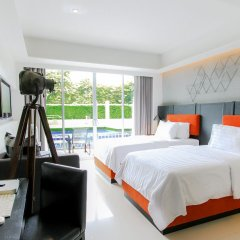 Отель Sugar Marina Resort - ART - Karon Beach 4* Номер Делюкс с различными типами кроватей фото 4