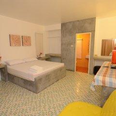Отель Baan Suan Leela Бунгало с разными типами кроватей