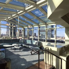 Отель The London NYC Нью-Йорк комната для гостей фото 10