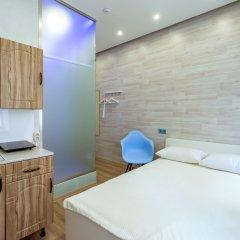 Гостиница Park Avenue Студия с различными типами кроватей