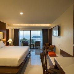 Отель Chanalai Garden Resort, Kata Beach 4* Номер Делюкс с различными типами кроватей фото 3