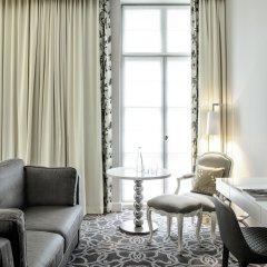 Отель Sofitel Paris Le Faubourg 5* Номер Премиум с различными типами кроватей фото 10