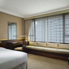 City Garden Hotel 4* Номер Делюкс с двуспальной кроватью